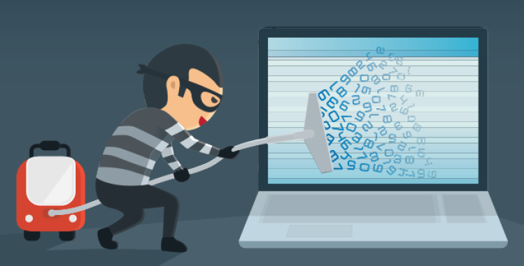 cyber attack proprietary information theft confidentiality